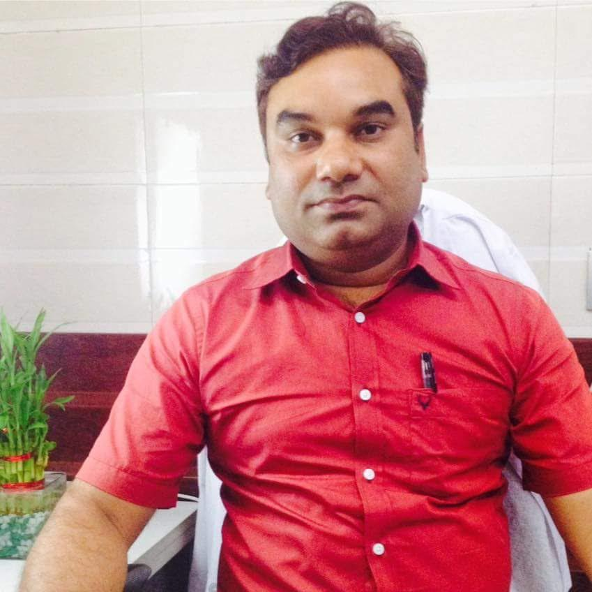 Dr.Pankaj Singh (PT)