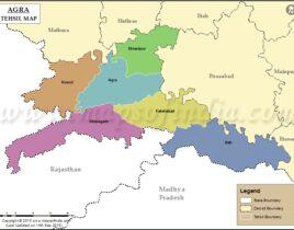 agra-tehsil-map