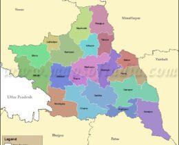 chhapra-tehsil-map