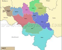 jamui-tehsil-map