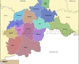 nawada-tehsil-map