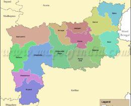 purnia-tehsil-map
