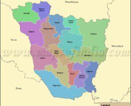 vaishali-tehsil-map