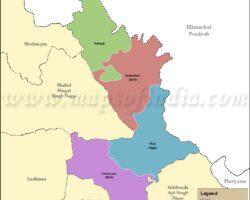 rupnagar-tehsil-map